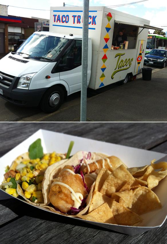 Taco truck Melbourne