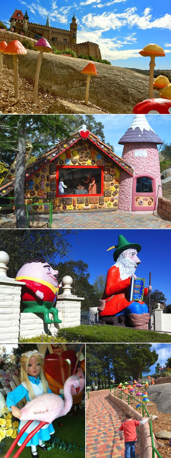Anakie Fairy park