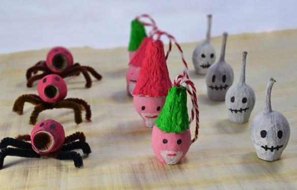 Halloween Gumnuts