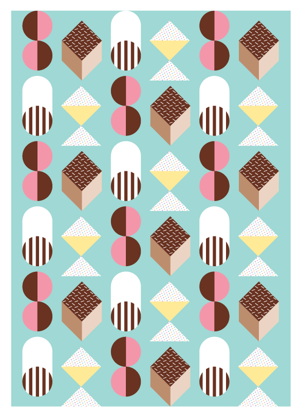 'Australian sweets' journal by Saskia Ericson