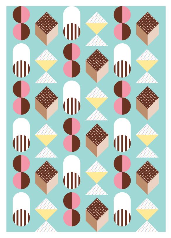 'Australian sweets' journal by Saskia Ericson
