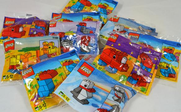 ... Treat Bag Lego