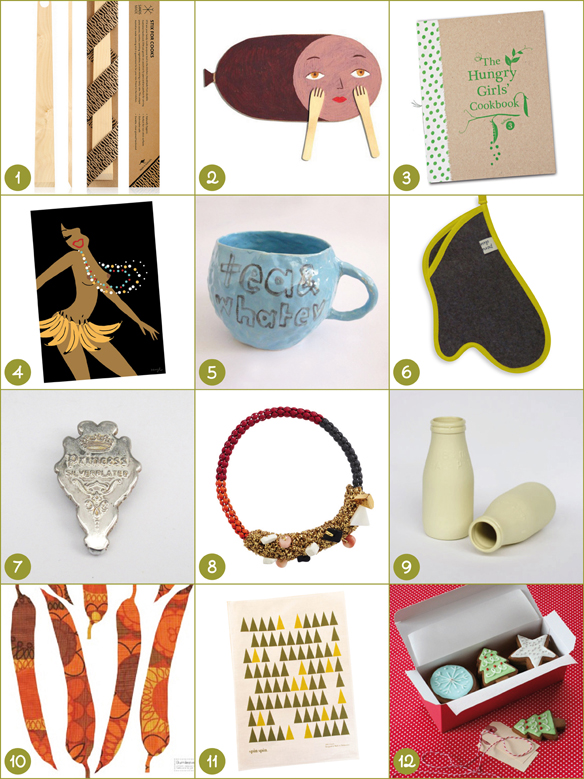 food related gift ideas handmade in melbourne one