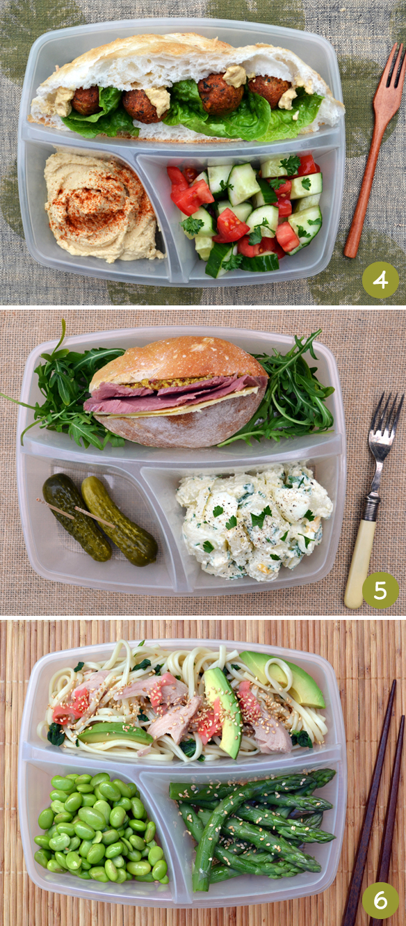 These adorable DIY bento-box lunch ideas -- crafted by blogger, author, and mom of two, Wendy Copley--are sure to put smiles on faces and fill hungry bellies. Read on for her delicious tips, tricks, and inspirations for packing extra cute lunches.