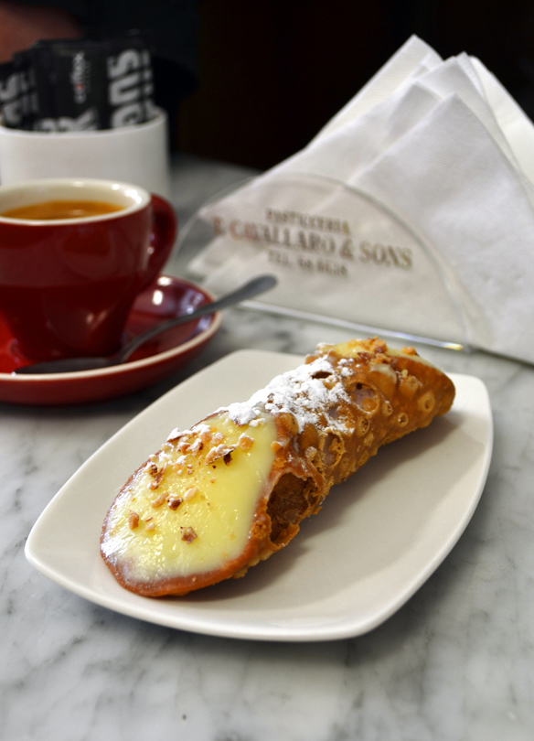 Cavallaro and sons cannoli