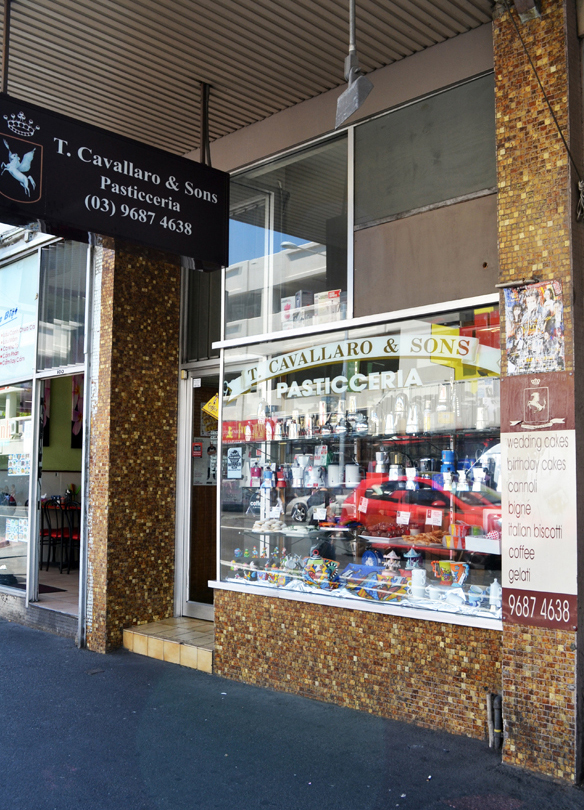 Cavallaro and sons, Footscray