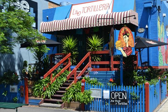 La Tortilleria, Kensington