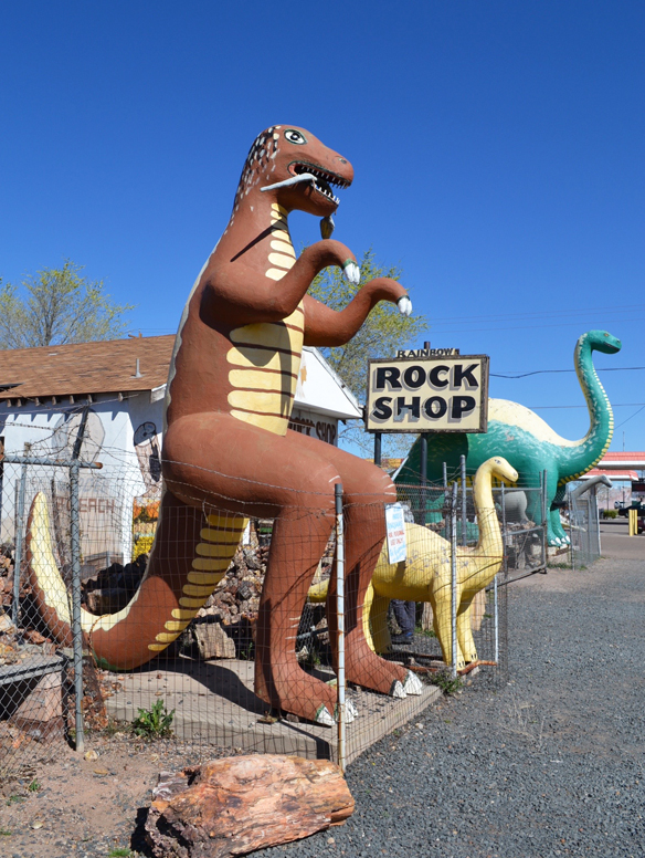 Rock Shop, Holbrook, AZ