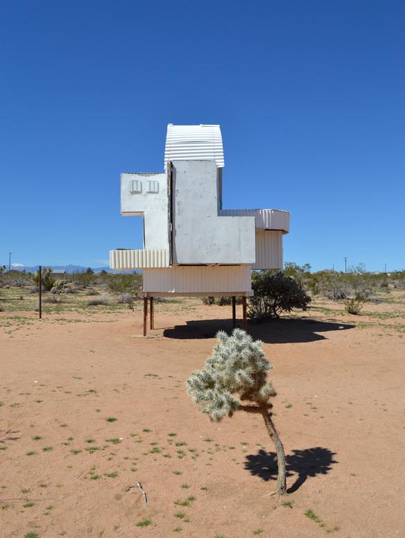 Noah Purifoy Desert Art Museum, Joshua Tree