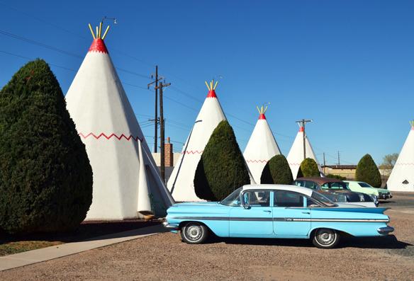 Wigwam Motel, Holbrook, AZ