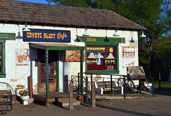 Coyote Bluff Cafe, Amarillo, TX
