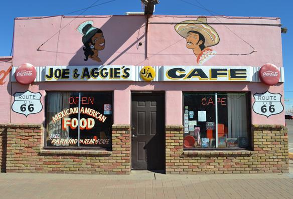 Joe & Aggie's Cafe, Holbrook, AZ