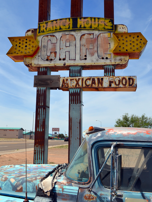 Ranch House Cafe, Tucumcari, NM